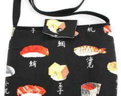 Sushi Hipster, hip bag, long strap, SALE