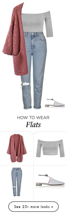 """Untitled #1367"" by the-princess-emma on Polyvore featuring Barneys New York, Miss Selfridge, Topshop and Chicwish"