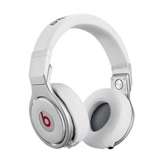 Beats By Dr. Dre Beats Pro Over-the-Ear Headphones - White | PCRichard.com | BTOVPROWHT
