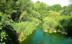 Esta ruta permite conocer uno de los tramos más interesantes del río Guadalevín