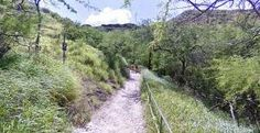 Diamond Head Crater Park trail map 3.23 miles @iFit @NordicTrack @ProForm @Tamara Stephenson
