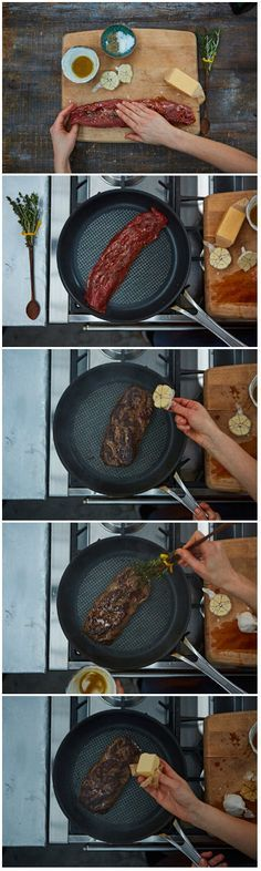 How to Cook the Perfect Steak (pinning because I've been married to a carnivore for 12 years, but Ive been a vegetarian for 25)