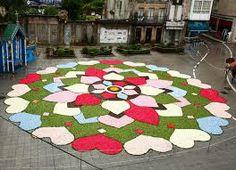 alfombras florales corpus - Buscar con Google