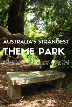 Australia's Strangest Theme Park: Green Valley Farm
