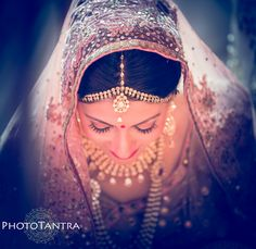 Indian Bride | Photo by Tantra