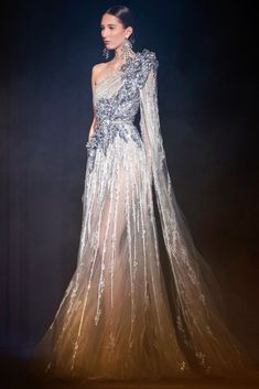 Elie Saab Couture, Style Couture, Haute Couture Fashion, Collection Couture, Fashion Show Collection, Elie Saab Designer, Elie Saab Printemps, Elie Saab Bridal, Runway Fashion