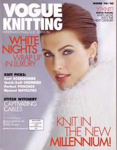 VK 冬  1999-2000 - 沫羽 - 沫羽编织后花园