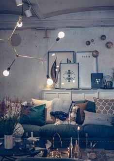Interior design shop Artilleriet in Gothenburg, Sweden.