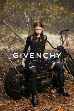 Givenchy Spring 2015 Ad Campaign