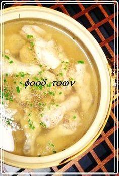 土鍋で5分‼びっくり柔らか【+鶏の水炊き+】+鶏ガラのから揚げ レシピブログ
