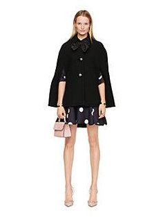 bow capelet by kate spade new york.