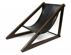 Sling chair. This isn't a DIY, but it could be.