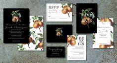 LUSH Wedding Invitation Set Save the date RSVP by INVITALIA #inviti  #amore  #partecipazioni #partecipazionipersonalizzate  #invitimatrimonio  #nozze #maritoemoglie  #matrimonio #sposa
