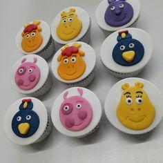 Mini cupcake Backyardigans