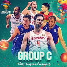 Todos contra España...todos contra Pau #eurobasket #baloncesto #europeo #eurobasket2017 #paugasol #fiba