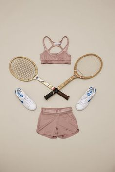 Women's tennis outfit // Pipeline Marketing