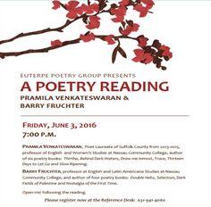 Poetry Night on Frid