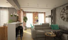 NASZE PROJEKTY Decor, Furniture, Conference Room, Room, Home, Corner Desk, Table, Conference Room Table, Room Divider