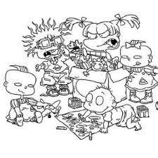 Image result for rugrats coloring pages | Coloring Pages | Pinterest ...