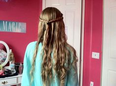 Messy Twisted Braids - Hairstyles and Beauty Tips