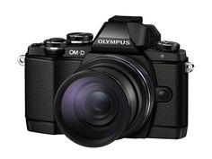 New Olympus OM-D E-M10 with M.ZUIKO DIGITAL ED 14-42mm 1:3.5-5.6 EZ lens & MCON-P02 Macro Converter