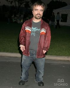 PETER DINKLAGE at the premiere screenings of CBS's 'Ghost Whisperer' and 'Threshold'Los Angeles, California - 09.09.05
