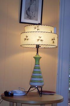 Atomic Lamps - Mid-Century Modern Design