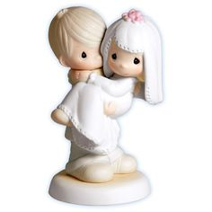 Precious Moments Figurines | Precious Moments Figurine - Bless You Two