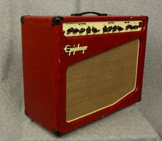 epiphone Amplification | Epiphone Triggerman DSP 60-Watt E-Valve Guitar Amplifier