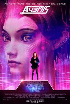 Ready Player One - Art3mis