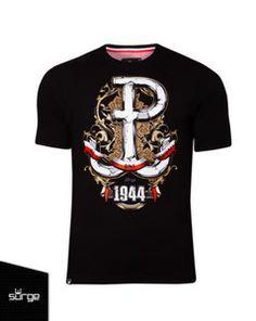 """Koszulka """"63 Dni Chwały"""" Czarna"""