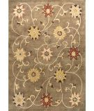 RugStudio presents Bashian Chantilly Bn208 Taupe Area Rug