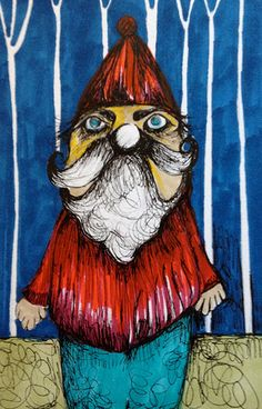 The Gnome knows...