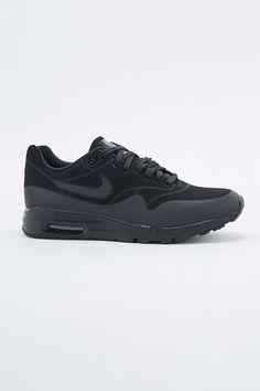 "67e7c664dbdc Nike – Sneaker ""Air Max 1 Ultra Moire"" in Schwarz"