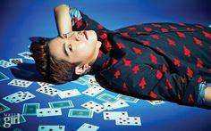 Hong Jong Hyun ph Park Sang Moo for Voguegirl Korea May 2015 Ha Suk Jin, Lee Jin Wook, Choi Jin Hyuk, Choi Seung Hyun, A Frozen Flower, Kang Haneul, Hong Jong Hyun, Cha Seung Won, Lee Byung Hun