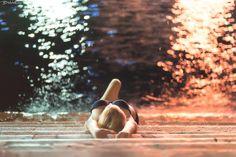 Stairway to dreams - Stairway to dreams Night scene with Nafsika Mouzakiti… Dream Night, Stairways, Railroad Tracks, Photo S, Beautiful People, Fashion Photography, Heaven, Scene, Dreams