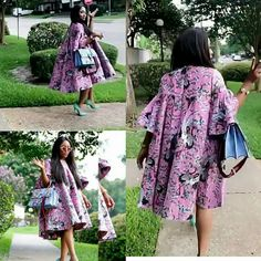 Latest Ankara Dress Styles - Loud In Naija Latest Ankara Dresses, Ankara Dress Styles, African Print Dresses, African Print Fashion, Africa Fashion, African Fashion Dresses, African Attire, African Wear, African Women