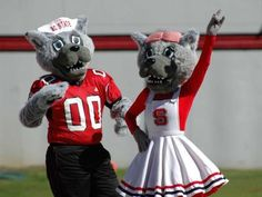 Wolfpack- North Carolina State University at Raleigh