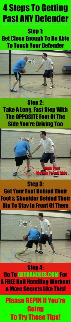 Basketball ball handling workout & secrets for FREE at gehandles.com #basketball #ballhandling #basketballmoves #basketballdrills