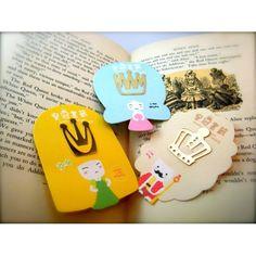 Royal Family Book Marker