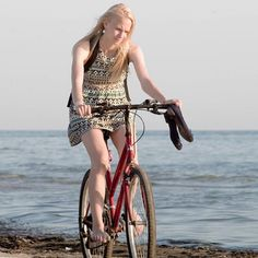 #instagram @velovostorg #relaxation #relax #sea #liepaja #liepāja #bikegirl #blonde #itsmybike #velo #bike #cycles #blonde #barefoot #latvia #lv #cyclist #onabike #bicyclechic #bicycle https://instagram.com/p/5Q9rY6vSHY/ // my instagram https://instagram.com/wolkanca