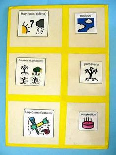34_clip_image001_0005 Frame, Panel, Blog, Molde, Children With Autism, Adhd, Learning, Communication Boards