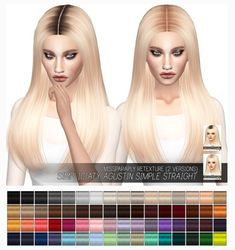 Miss Paraply: Simpliciaty Agustin Simple Straight: Solids