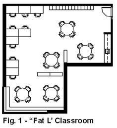 """""""The l shaped classroom"""""""
