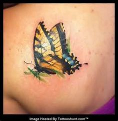 ... abstract butterfly color tattoo color ink butterfly abstract tattoo Tattoo 0