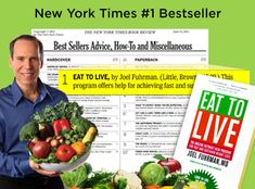 """A Brilliant and Consise Eat to Live Summary"""