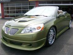 Pontiac G6 Convertible by Rick Bottom #Pontiac G6 http://www.windblox.com