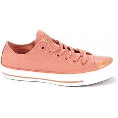 Tenis Converse CHUCK TAYLOR ALL STAR Pink Blush/Blush Gold/White 35 | ESS