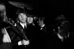 The Beatles 1964 American Tour Indianapolis, Indiana State Fair Coliseum. The Beatles Live, Lennon And Mccartney, Beatles Photos, American Tours, The Fab Four, Ringo Starr, Most Beautiful Man, John Lennon, Cool Bands