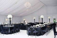 Here we have a good solution to find Elegant wedding Cake Theme, you may check this article (Elegant Black and White Wedding Theme Includes With Decorations, Cakes and Invitations) right away. Tent Reception, Wedding Reception Decorations, Wedding Themes, Wedding Ideas, Reception Ideas, Wedding Cake, Wedding Cupcakes, Wedding Suits, Dream Wedding